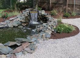 Gravel Landscaping Ideas Landscape Design Landscape Design With Rocks Beautiful