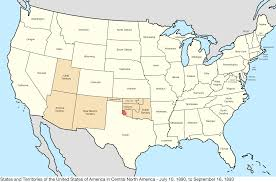 Map Of The States In The United States by File United States Central Map 1890 07 10 To 1893 09 16 Png