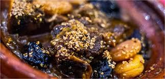 menu cuisine marocaine agneau de pruneaux et figues merqa marocaine la cuisine marocaine