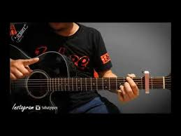 tutorial gitar lagu virgoun bukti tutorial gitar intro lagu virgoun bukti 100 mudah youtube