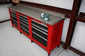 craftsman table top tool box turn toolboxes into workbenches cnccookbook be a better cnc er