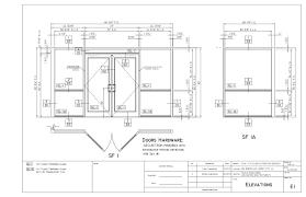 windows doors u0026 storefronts shop drawings by kiril najdoski at