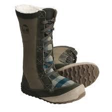 Sorel Tivoli Rugged Canvas Boots Women S Sorel Winter Boots National Sheriffs U0027 Association