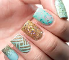 100 amazing and easy nail designs