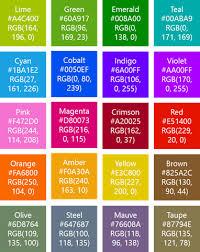 list of color windows phone 8 accent colors