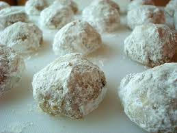 homemade holiday cookies how to make snowball cookies