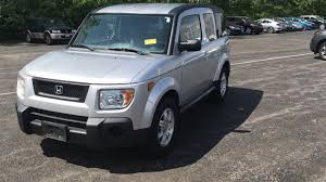 2014 Honda Element H16766 2006 Honda Element Ex P Voss Honda Youtube