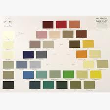annie sloan colour chart u2013 the white robin