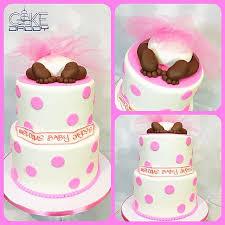tutu baby shower cakes baby shower cakes