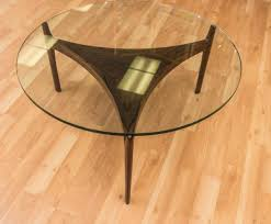 sven ellekaer danish modern rosewood coffee table sold past
