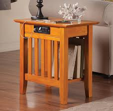 Chair Side Table Occasional Tables Atlantic Furniture