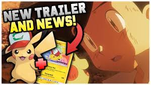pokemon the movie 20 i choose you new english teaser trailer