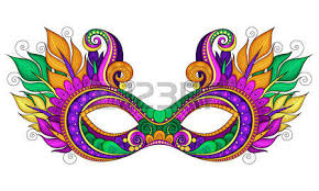 colors for mardi gras vector ornate colored mardi gras carnival mask with decorative
