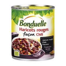 comment cuisiner des haricots rouges haricots rouges façon chili les bons produits bonduelle