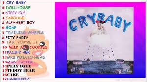 baby album cry baby album deluxe edition