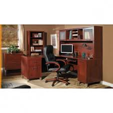 60 Inch L Shaped Desk Desk Bush Stanford Collection Computer Hutch Wc53919 For Amazing