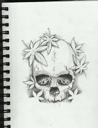 skull design by frosttattoo on deviantart