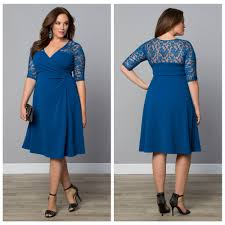 xxxl women plus size dresses hollow out lace club dress plus