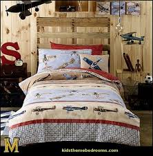 Airplane Bed Decorating Theme Bedrooms Maries Manor Transportation