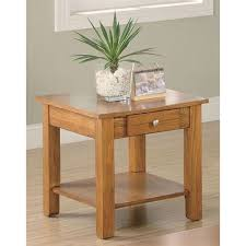 Oak Sofa Table With Drawers Best 25 End Tables With Drawers Ideas On Pinterest Copper End