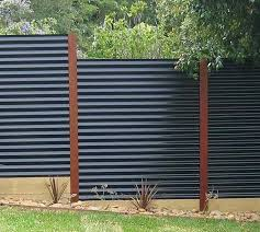 Backyard Privacy Fence Ideas Decorating Privacy Fence Ideas For Backyard Modern Your Outdoor