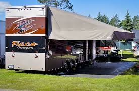 Hardtop Awnings For Trailers Arrow Awnings