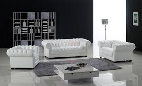 canapé chesterfield blanc photos canapé chesterfield cuir blanc