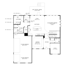 deer valley new home plan carmel in pulte homes new home