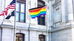 City Of Chicago Flag Meaning Why Philly Decided To Redesign The Iconic Pride Flag Curbed Philly