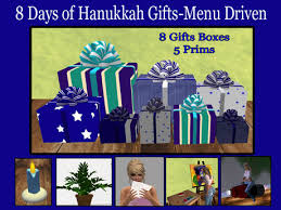 chanukah gifts second marketplace 8 days hanukkah gifts menu driven gift giver