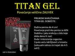 oglasi sa kljucnim recima titan gel apoteka