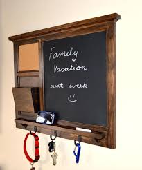 kitchen chalkboard organizer trends with wall pictures unframed