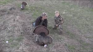 8 year old kills big tom on first hunt of his lifetime turkey