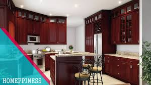 should you paint cherry cabinets answer can cherry cabinets be lightened kitchen