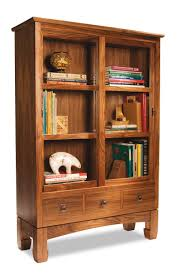 Bookcase With Door by Sliding Door Bookcase Popular Woodworking Magazine
