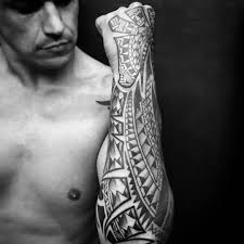 tattoos for guys on arm best tribal tattoos for men to follow tattoo and maori