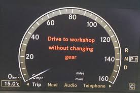 drive to workshop without shifting gears mbworld org forums