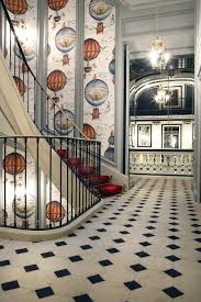 9 hotels with the most beautiful wallpaper designs photos