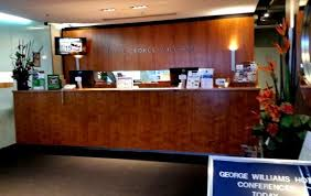 Hotel Reception Desk Reception Desk Picture Of George Williams Hotel Brisbane