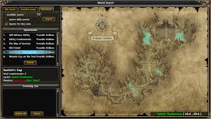 Map Quests Queststate Quests U0026 Leveling Runes Of Magic Addons Curse