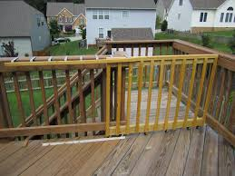 Banister Guard Home Depot 23 Best Baby Gates Images On Pinterest Deck Gate Baby Gates And