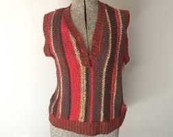 womens sweater vest womens sweater vest etsy