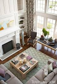 Best  Large Living Room Furniture Ideas Only On Pinterest - Furniture placement living room bay window