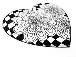 tutorial how to draw the zentangle pattern shattuck always