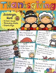 thanksgiving scavenger hunt history and tradition interesting