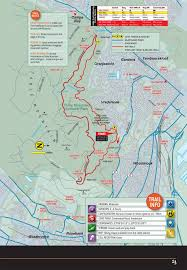 south table mountain trail table mountain national park cape town mtb routes map shop2day