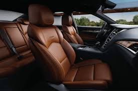 Cadillac Cts Coupe Interior St Motortrend Com Uploads Sites 5 2016 09 2017 Cad