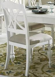 summer house oyster white rectangular leg dining room set from 760252