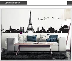 spectacular stickers paris eiffel tower paris eiffel tower spectacular stickers paris eiffel tower paris eiffel tower household adornment creative to wall stickers decoration furnishing art wall mural decal wall