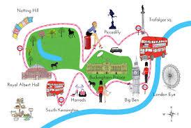 London Bus Map Sushi U0026 Gin Bus Tour B Bakery London
